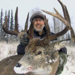 Whitetail Deer Hunting Wild Kakwa Outfitters