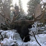 Canada Moose Hunt
